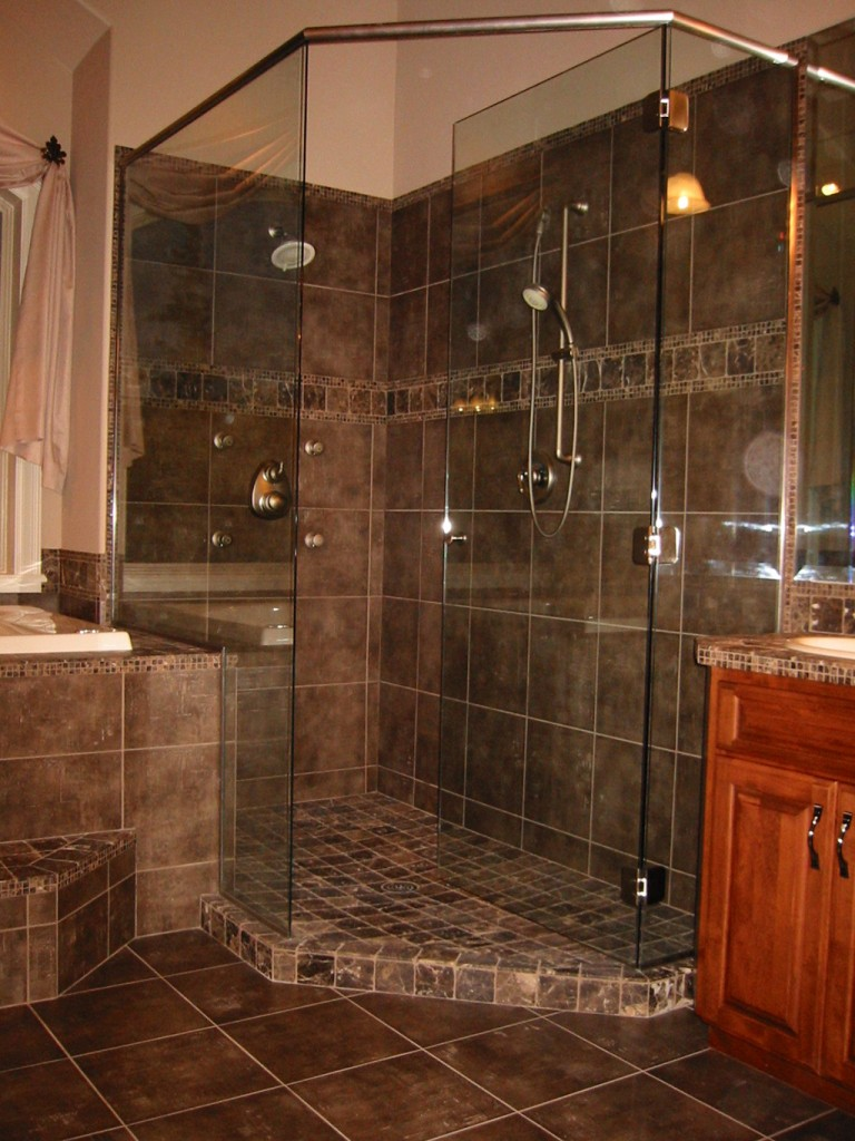 1000 images about bathrooms on pinterest tile showers for Custom bathroom ideas