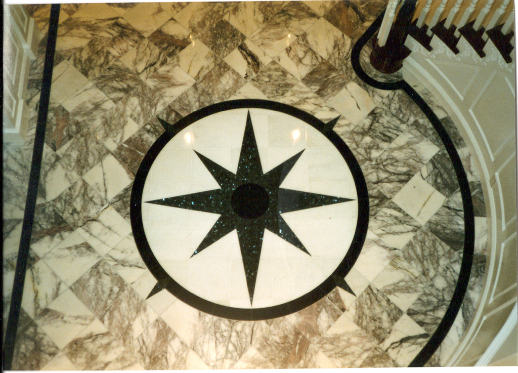 marble-compass-design